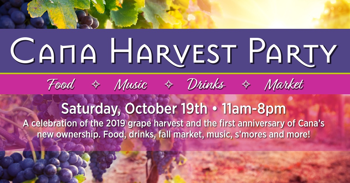 Cana Harvest Party
