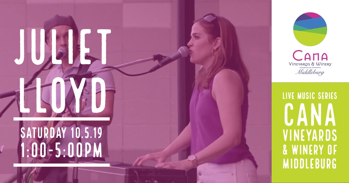 Live Music Series – Juliet Lloyd