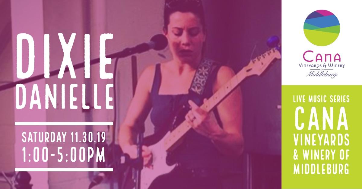 Live Music Series – Dixie Danielle