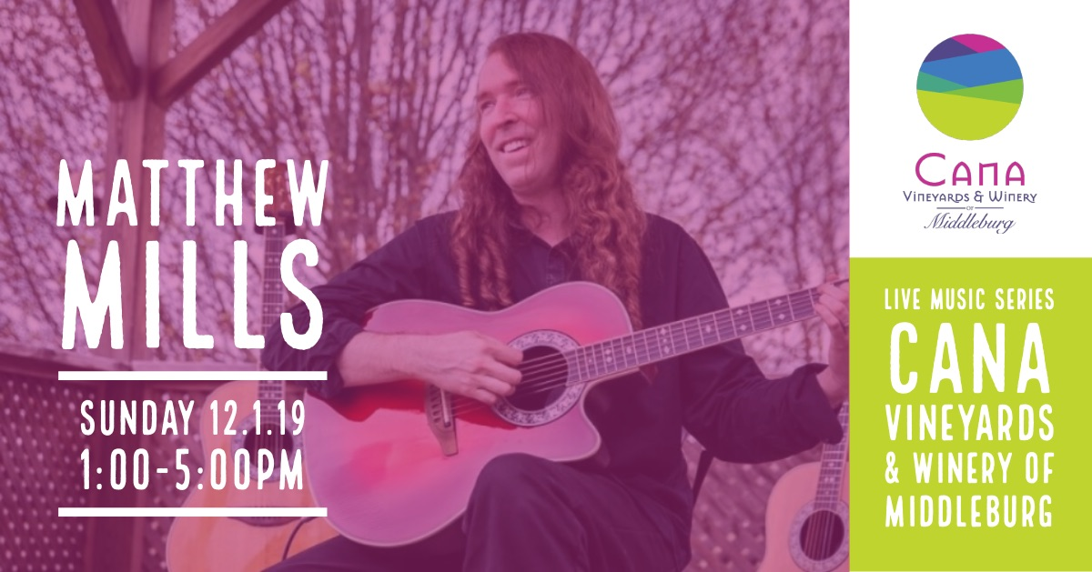 Live Music Series – Matthew Mills