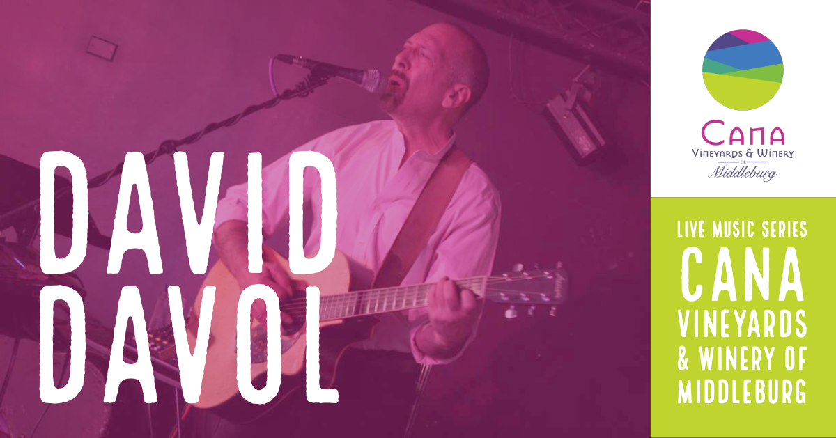 Live Music Series – David Davol