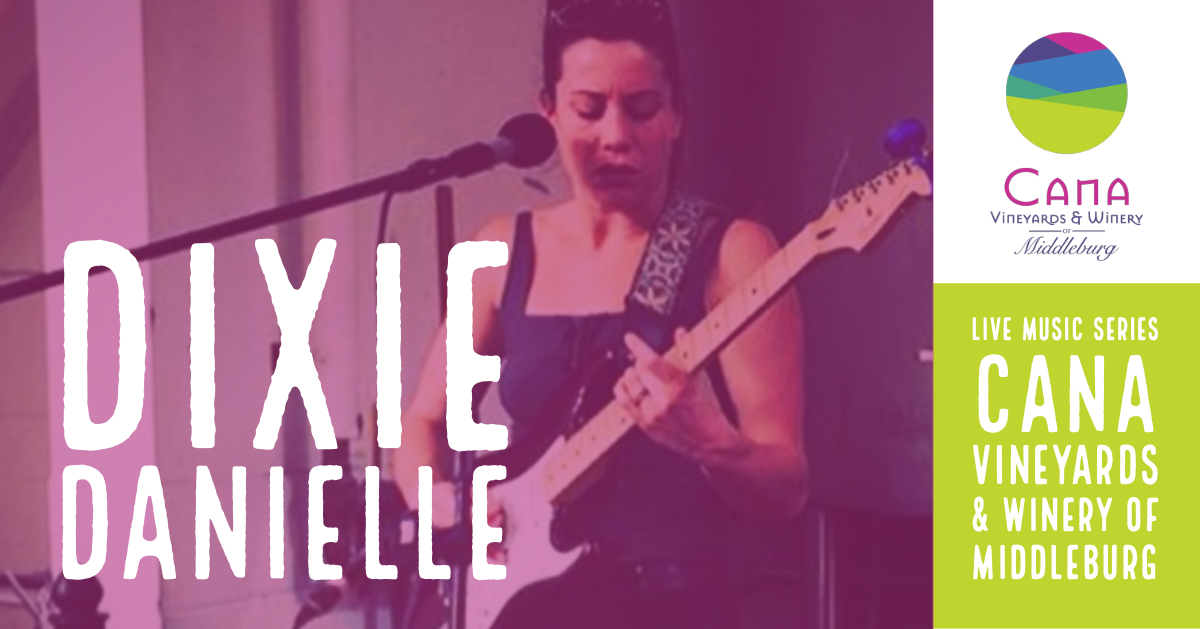 Live Music Series – Dixie Danielle