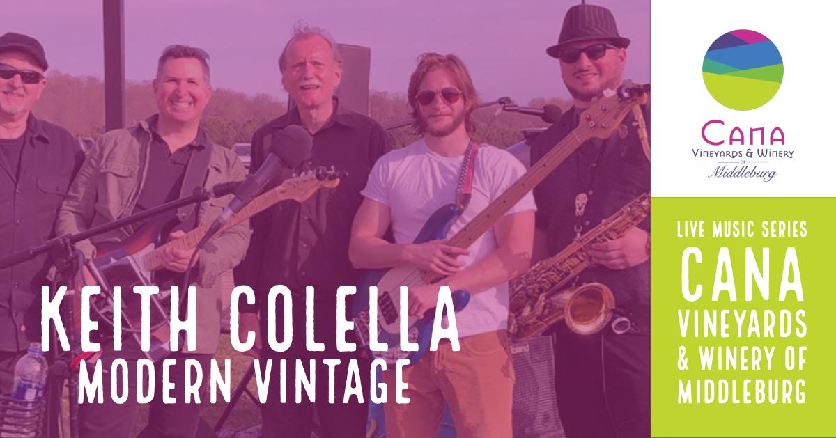 Live Music Series – Modern Vintage