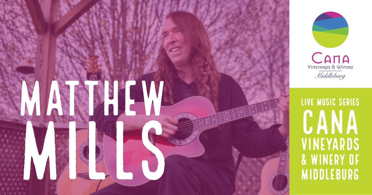 Live Music Series – Matthew Mills