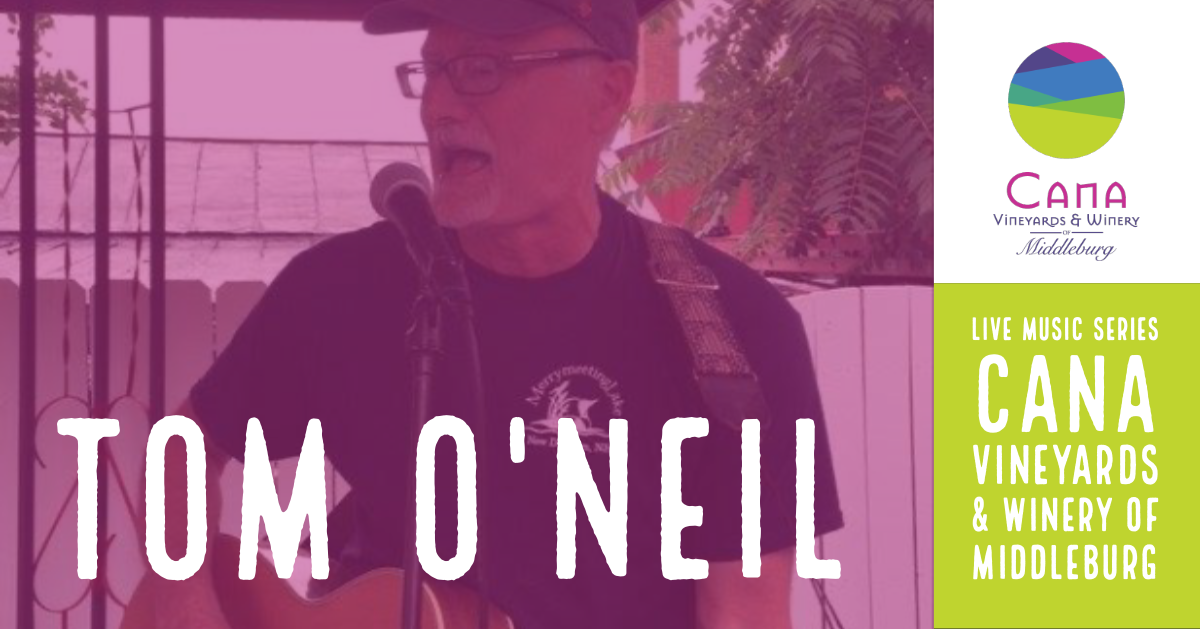 Live Music Series – Tom O'Neil