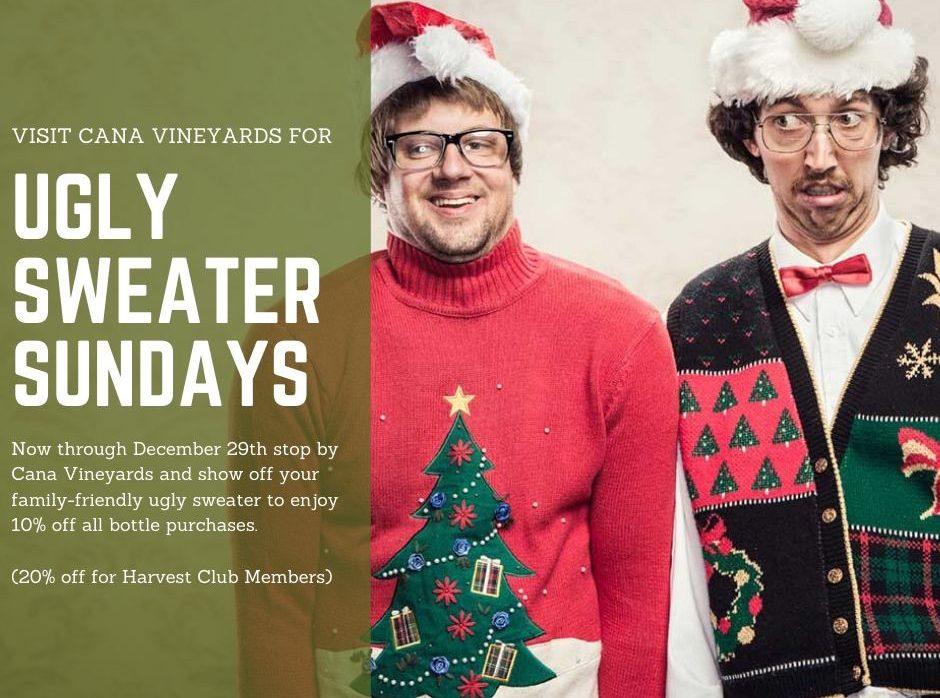 Ugly Sweater Sunday!