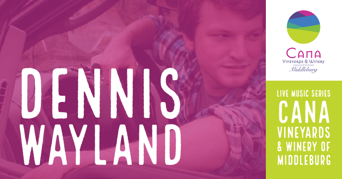 Live Music Series – Dennis Wayland