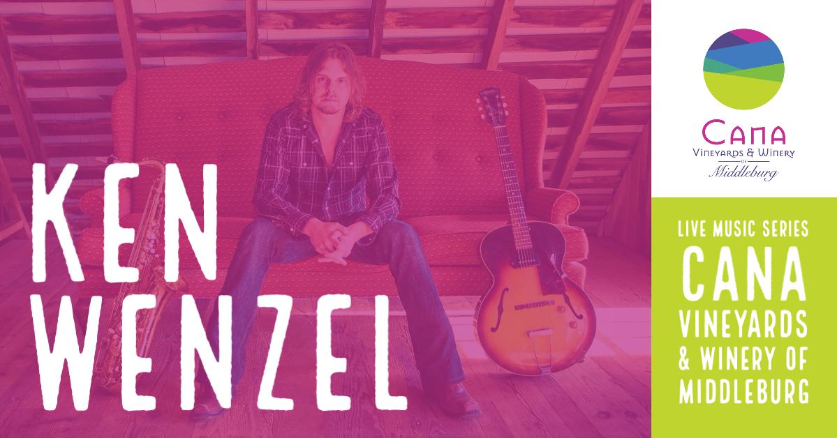Live Music Series – Ken Wenzel