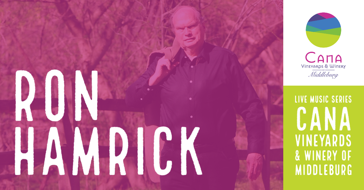 Live Music Series – Ron Hamrick