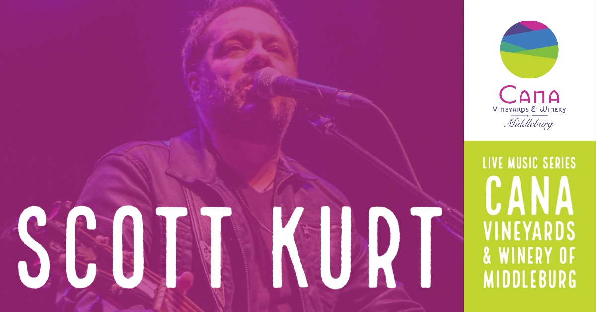 Live Music Series – Scott Kurt