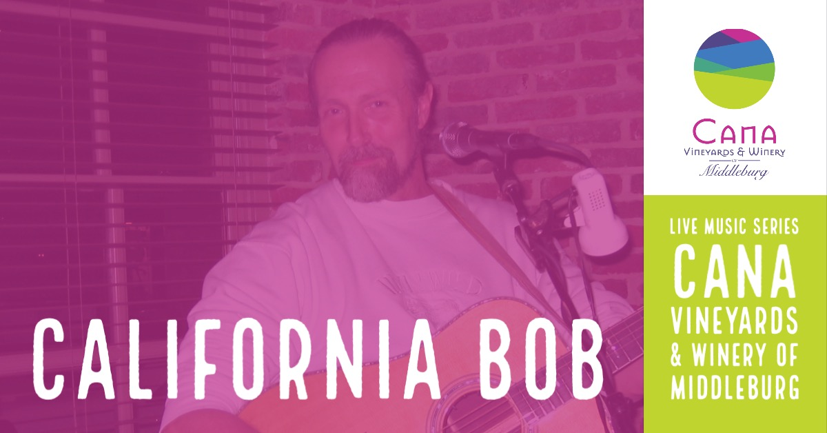 Live Music Series – California Bob