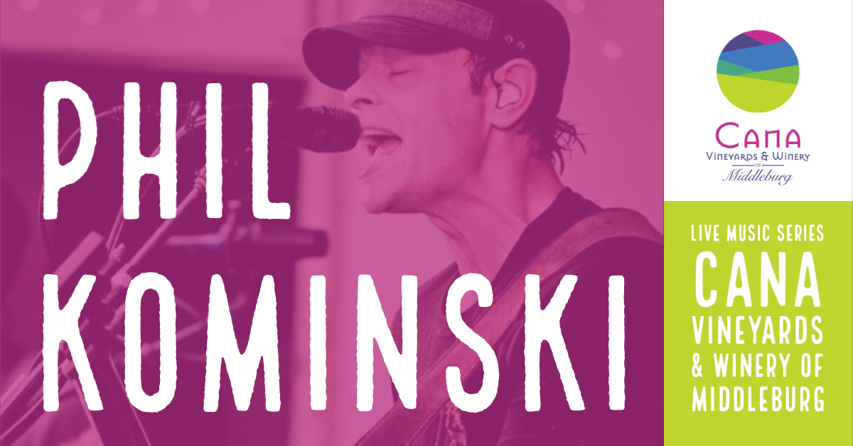Live Music Series – Phil Kominski